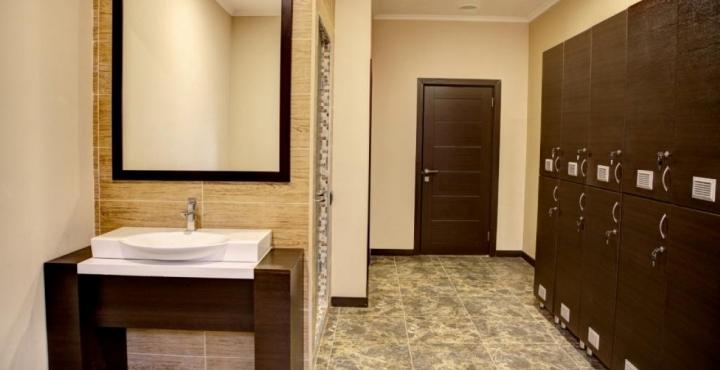 Отель Comfort Hotel,спа