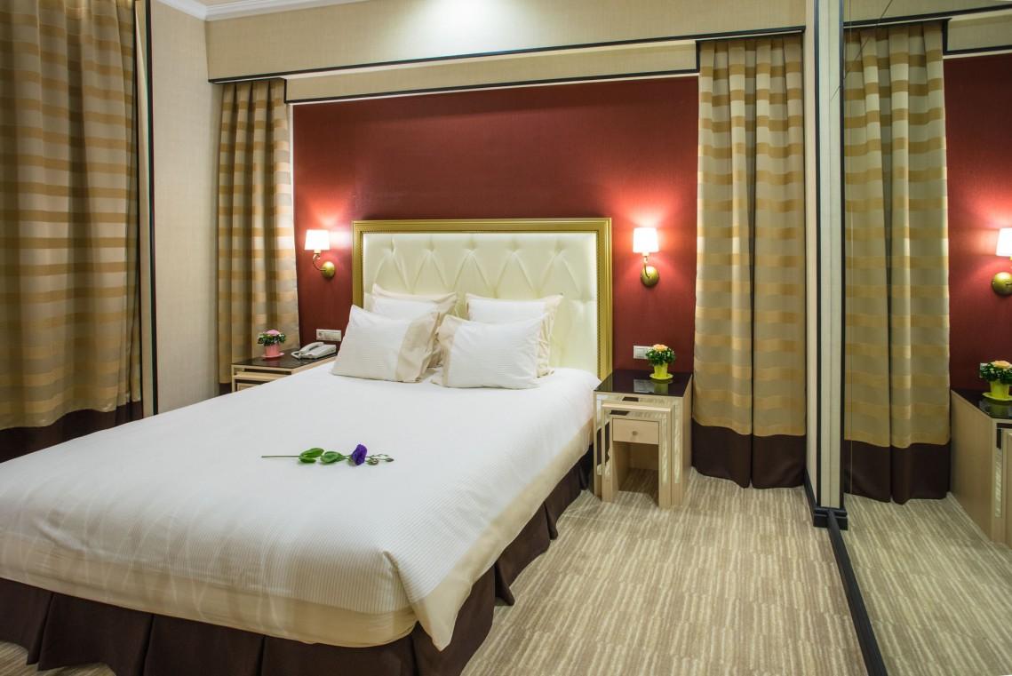 Гостиница Шамбала,Дж. сюит с 1 кроватью