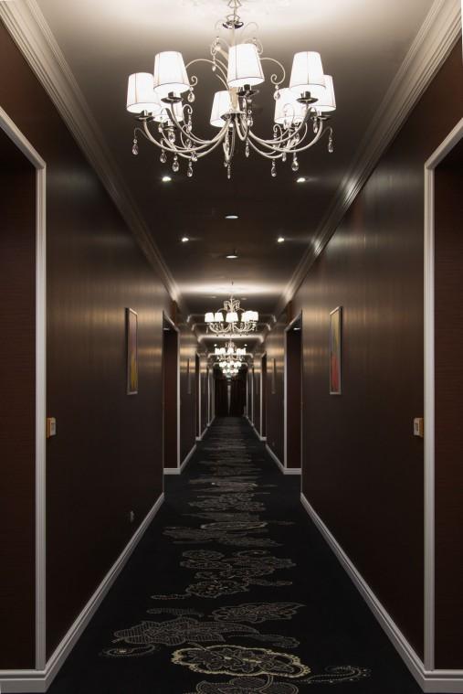 Гостиница Шамбала,Холл отеля 2