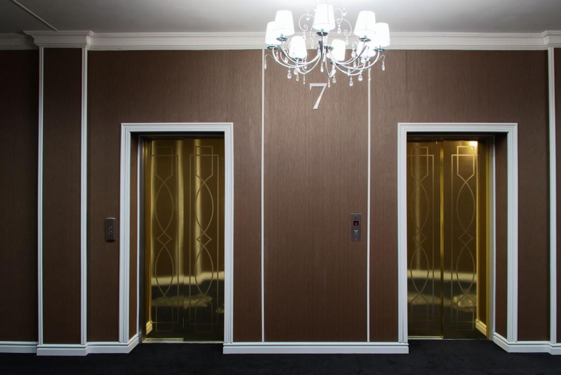 Гостиница Шамбала,Лифт