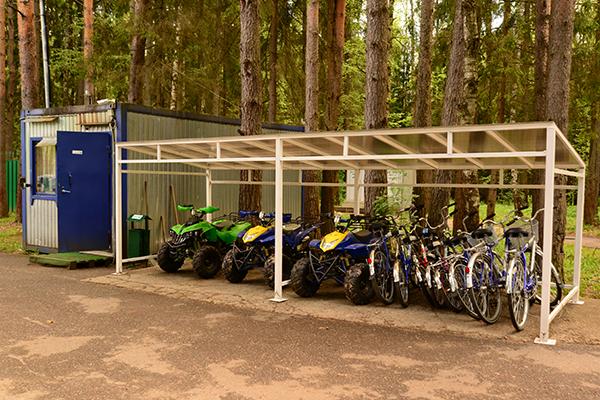 Парк-отель Флора парк отель,Прокат