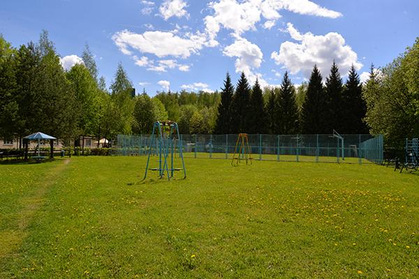 Парк-отель Флора парк отель,Площадка