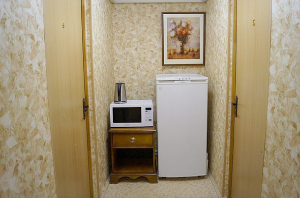 Мини-кухня на этаж (для номеров Эконом)