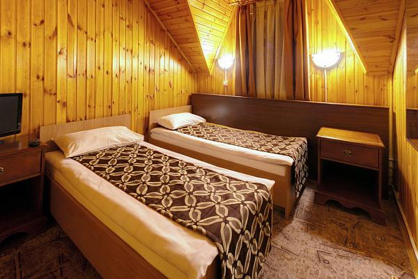 спальня МГД малый гостевой дом