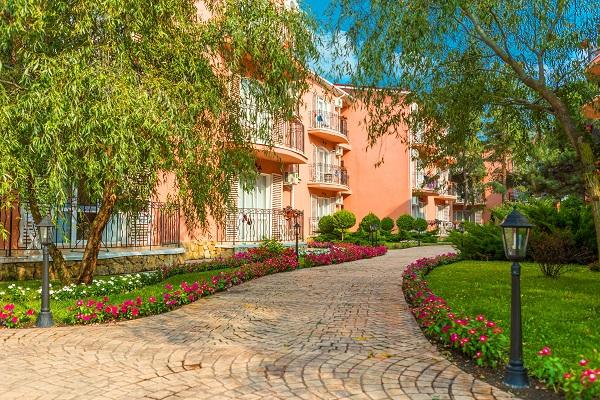 Отель ALEAN FAMILY RESORT & SPA RIVIERA (Алеан Фемели Резорт и СПА (бывш. Ривьера) ,Территория