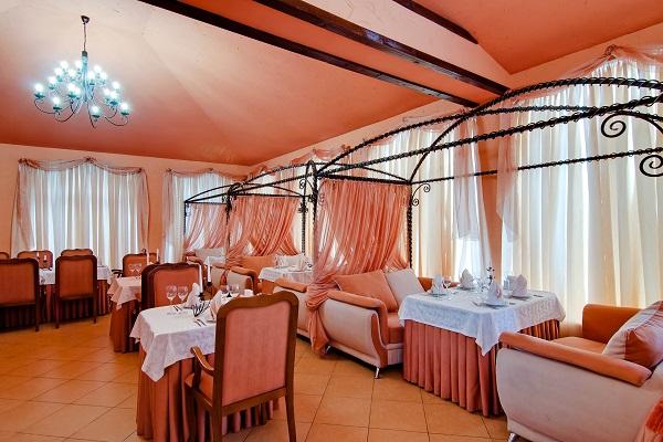 Ресторан «Мон Плезир»