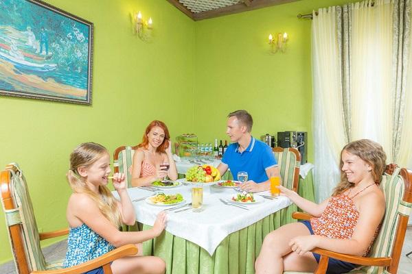Ресторан «Ривьера» VIP-зал