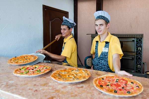 Пиццерия «El Patio»