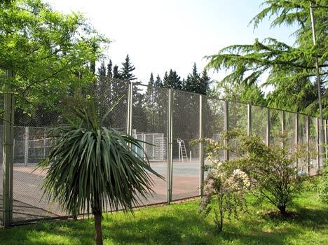 Пансионат Кристалл ,Теннисный корт