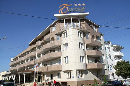 Отель Боспор,Внешний вид