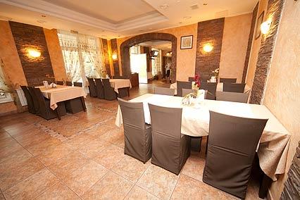 Отель Боспор,Ресторан