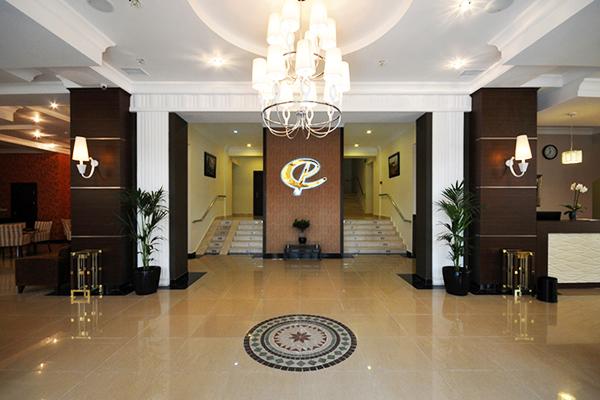 Отель Central Park Baku,Холл