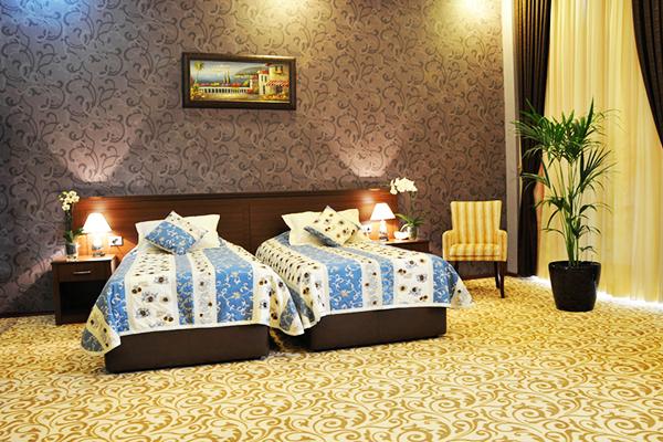 Отель Central Park Baku,Номер