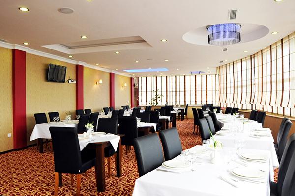 Отель Central Park Baku,ресторан