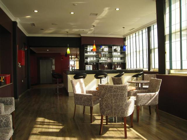 Отель Central Park Baku,бар