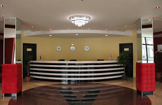 Отель Villa Palace ,регистрация