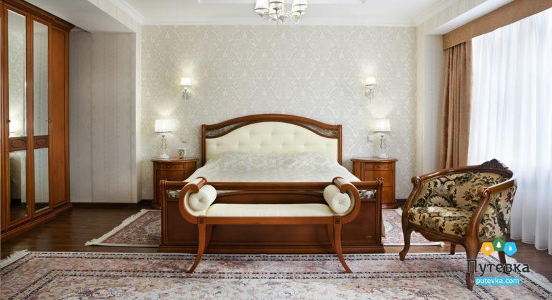 Фото номера Сюит Президентский 2-местный 5-комнатный, 1