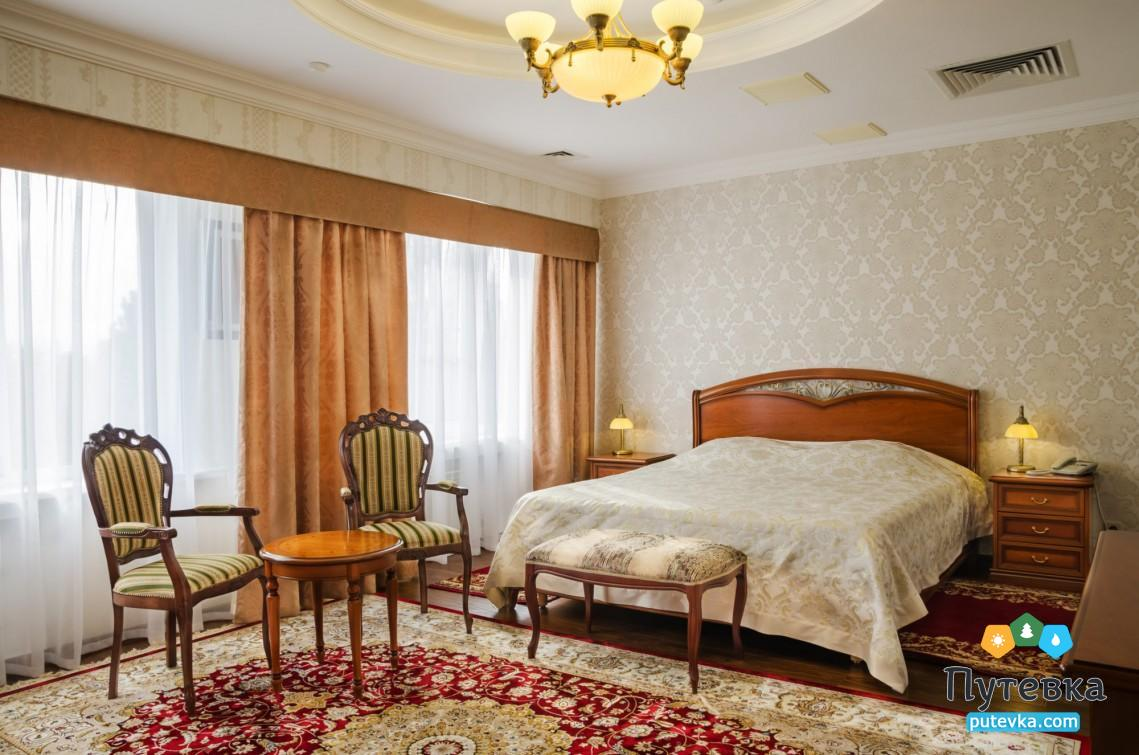 Фото номера Сюит Президентский 2-местный 5-комнатный, 2