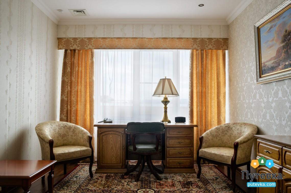 Фото номера Сюит Президентский 2-местный 5-комнатный, 4