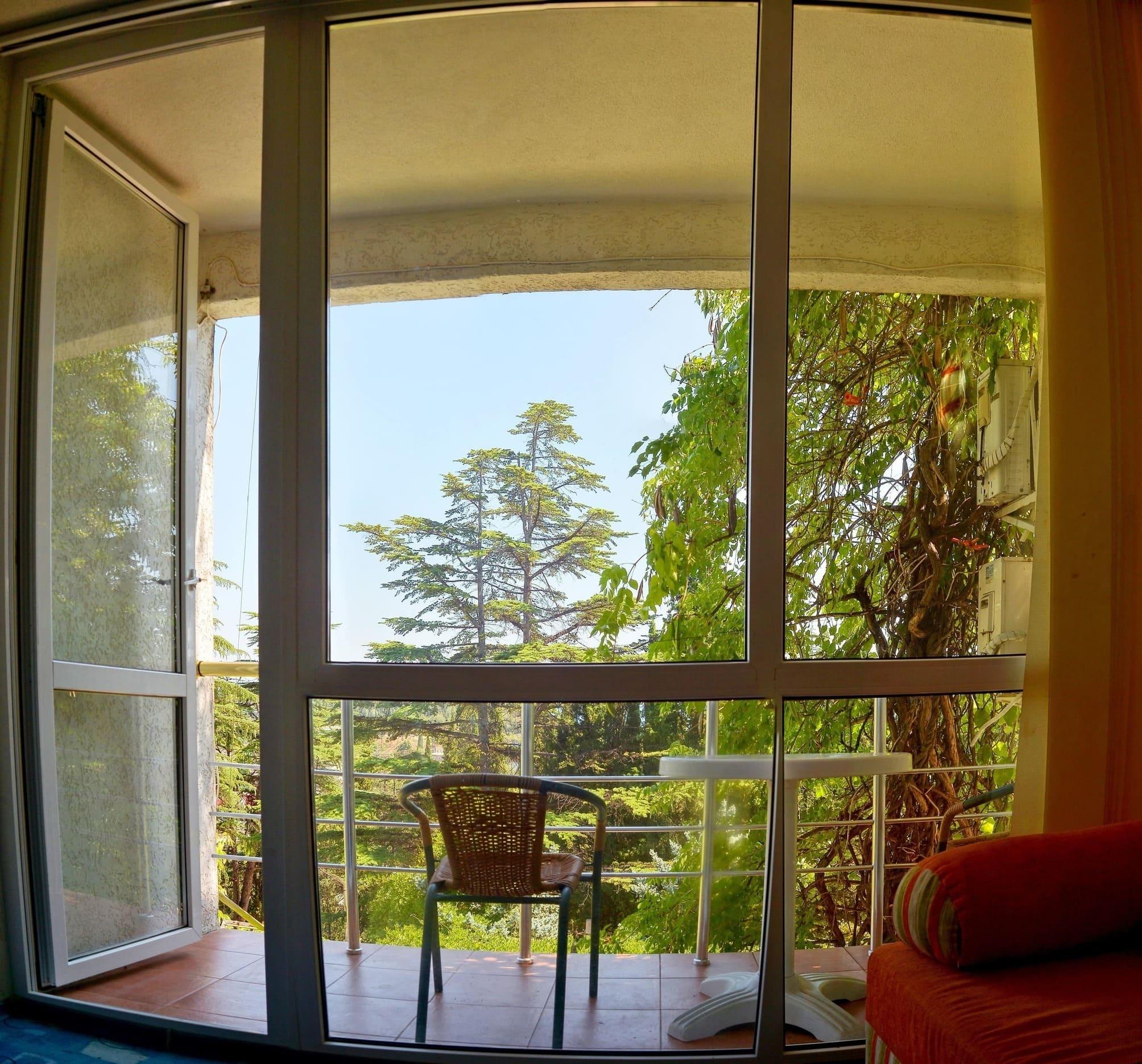 Пансионат Волна ,Люкс 2-местный 2-комнатный балкон