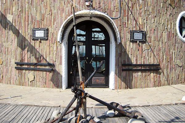 Музей катастроф на водах. Достопримечательности