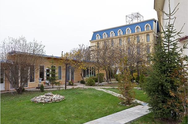 Парк-отель Vnukovo Village Park Hotel,123