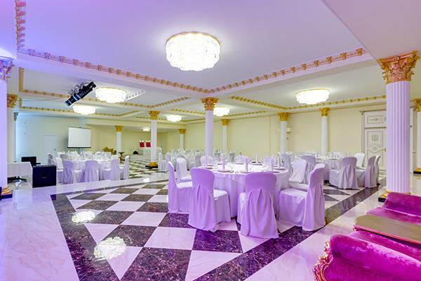 Парк-отель Vnukovo Village Park Hotel,Новый зал банкет
