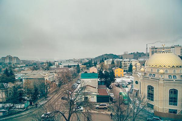Парк-отель Амира,