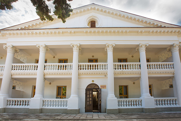 Резиденция Совиньон,Внешний вид корпуса