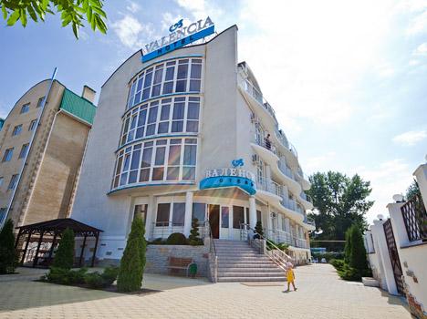 Отель Валенсия (Пионерский),Внешний вид
