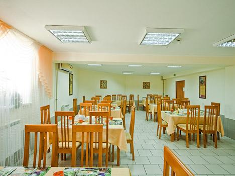 Отель Валенсия (Пионерский),Столовая