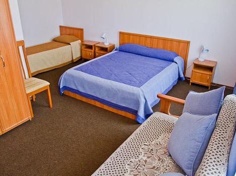 Отель Валенсия (Пионерский), 3-местный Стандартный