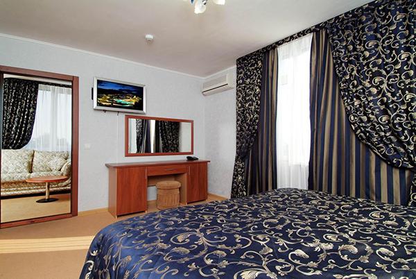 Дом отдыха Туапсе ДО,Люкс 2-местный 2-комнатный