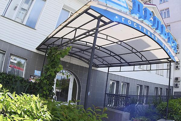 Отель Дельта,Вход