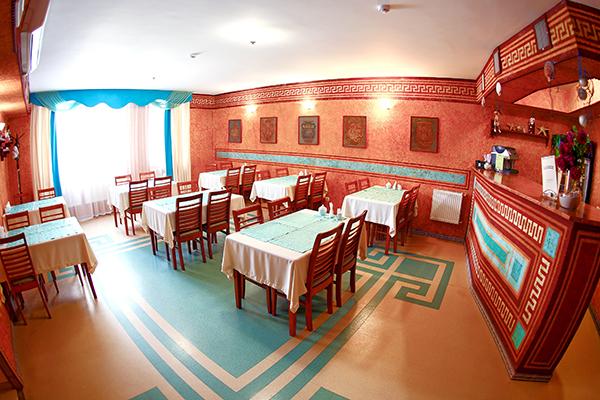 Отель Дельта,Кафе