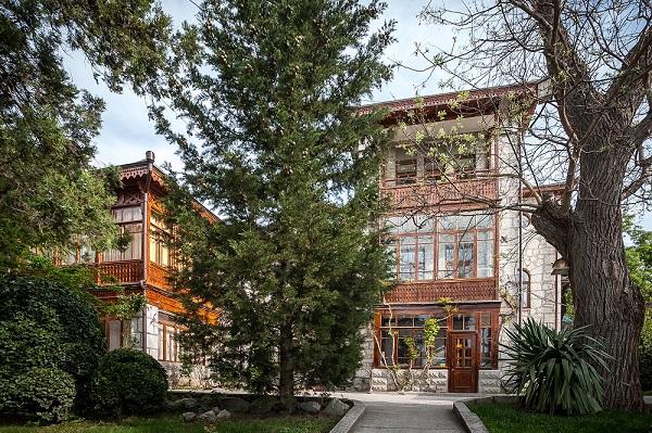 Гостевой дом Вилла Эдем,Внешний вид корпус 1