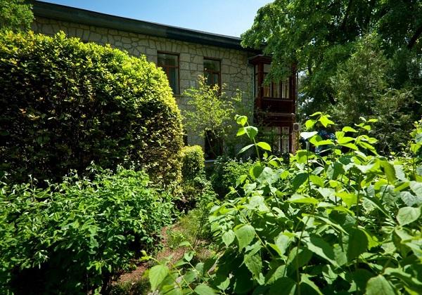 Гостевой дом Вилла Эдем,Территория. Вид корпуса 1