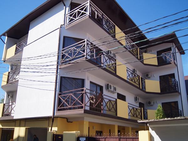 Гостиница Магнолия-2,Фасад
