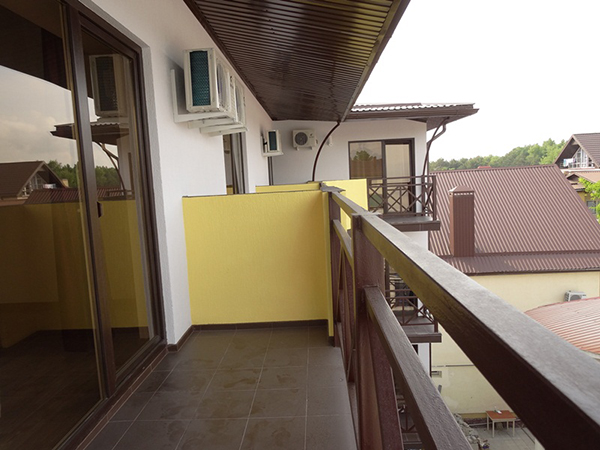 Гостиница Магнолия-2,Балкон