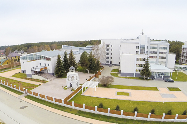Санаторий PARUS Medical Resort&Spa,Общий вид