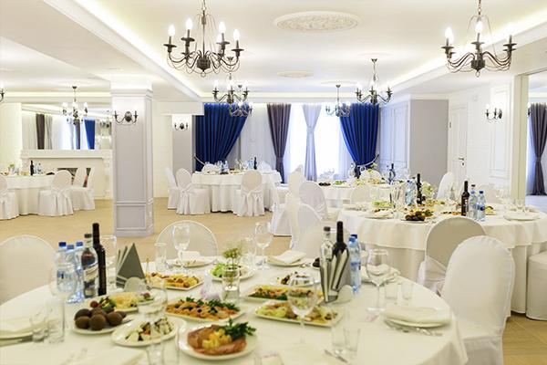 Санаторий PARUS Medical Resort&Spa,Классика банкетный зал