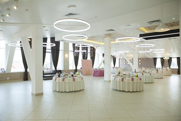 Санаторий PARUS Medical Resort&Spa,Банкетный зал Мансарда