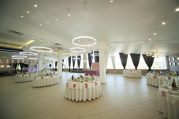 Санаторий PARUS Medical Resort&Spa,Мансарда банкетный зал