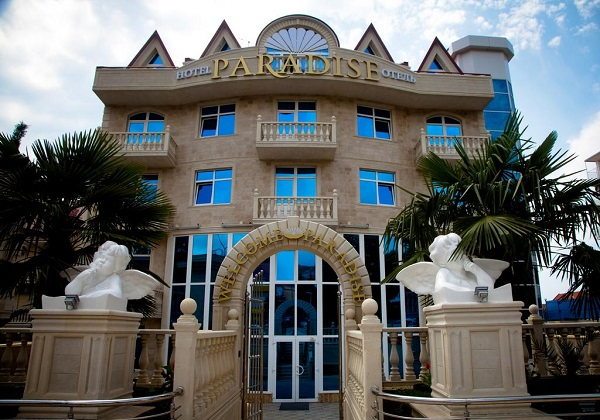 Отель Paradise(на Ленина),Внешний вид