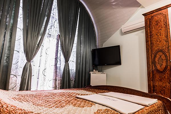 Отель Paradise(на Ленина),Полулюкс 2-местный