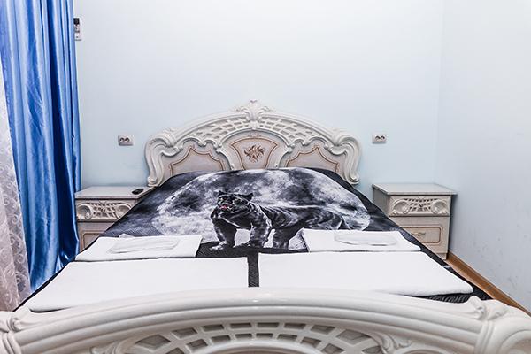 Отель Paradise(на Ленина),Люкс 2-местный 2-комнатный