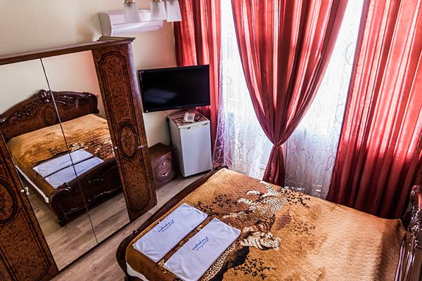 Отель Paradise(на Ленина),Стандарт 2-местный