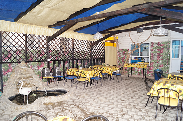 Гостиница Магнолия-1,Столовая