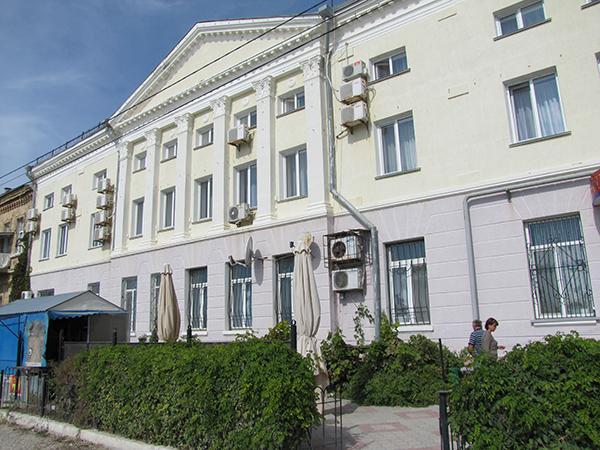 Отель Вилла у моря,Отель