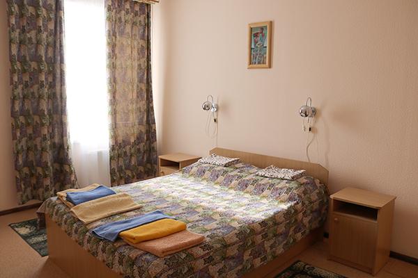 Отель Вилла у моря,Люкс 2-местный 2-комнатный